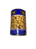 V.B. Boiled Chick Peas 12x400g