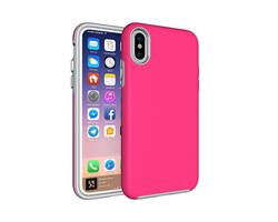 Skidproof TPU Back Cover Case for iPhone Xs / X