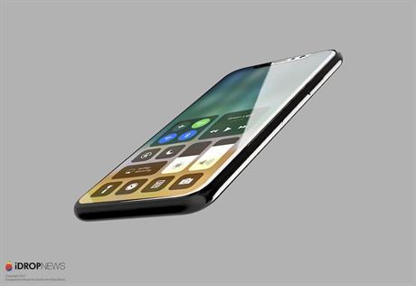 Slik hevder de iPhone 8 med iOS 11 blir – hva synes du?