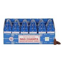 Satya - Nag Champa backflow (6 pack)
