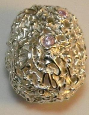 Ägg av silverlera