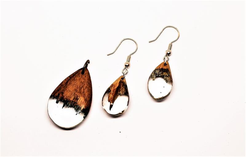 Smyckeset Wikingsdesign