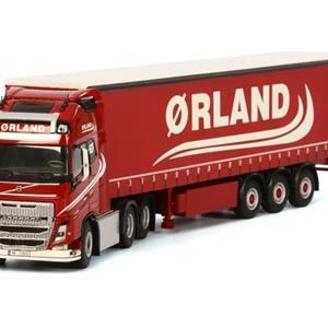 WSI Volvo L FH04 6x2 Ørland Transport (NO)