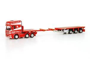 WSI 1:87 Scania R6 6x2 J C Innes