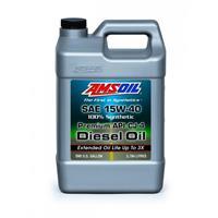 Premium API CJ-4 Syntetisk 15W-40 Dieselolje 1G