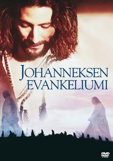 JOHANNEKSEN EVANKELIUMI DVD