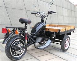 MGB Delivery 3000W Bakhjulsdrift