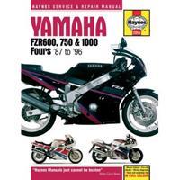 HAYNES Manual -Yamaha FZR600/750/1000