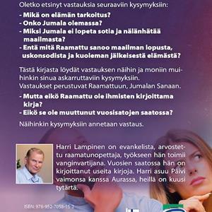 MIKÄ OIKEESTI ON TOTTA? - HARRI LAMPINEN -10KPL
