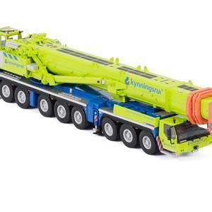 Liebherr LTM1500-8.1 Kynningsrud