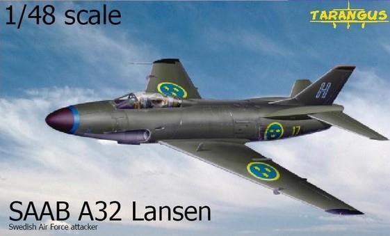 Saab A 32A Lansen