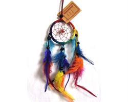 Drömfångare - Rainbow 6cm (12 pack)