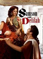 SAMSON AND DELILAH DVD