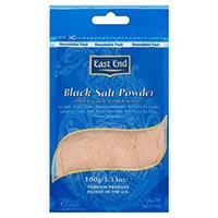 East End Black Salt Powder (zip) 20x100g