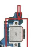 Samsung S10+ / S10 Ladesokkel