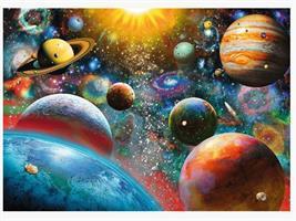 Puslespill Kosmos Verdensrommet, 1000 brikker