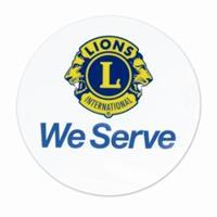 D133 - We serve - dekal