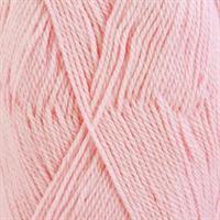 Baby alpaca silk - lys rosa, 50 gr