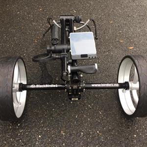 Ny Enmotors BlackBirdie1 med motorbrems