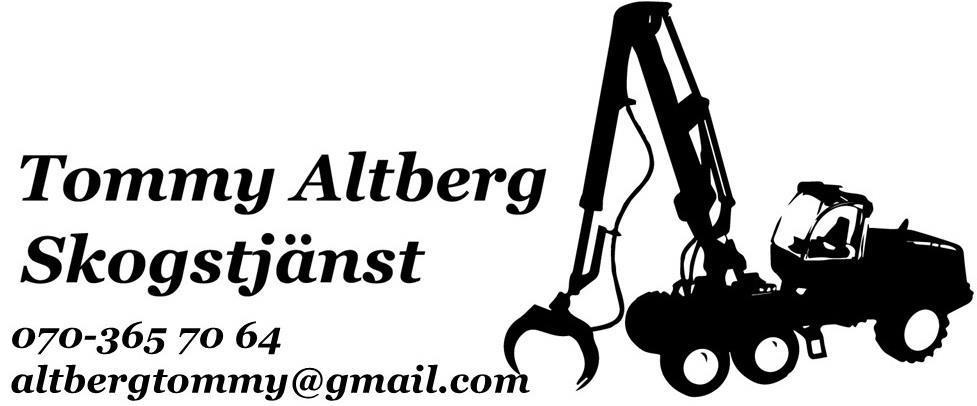 Tommy Altberg Skogstjänst