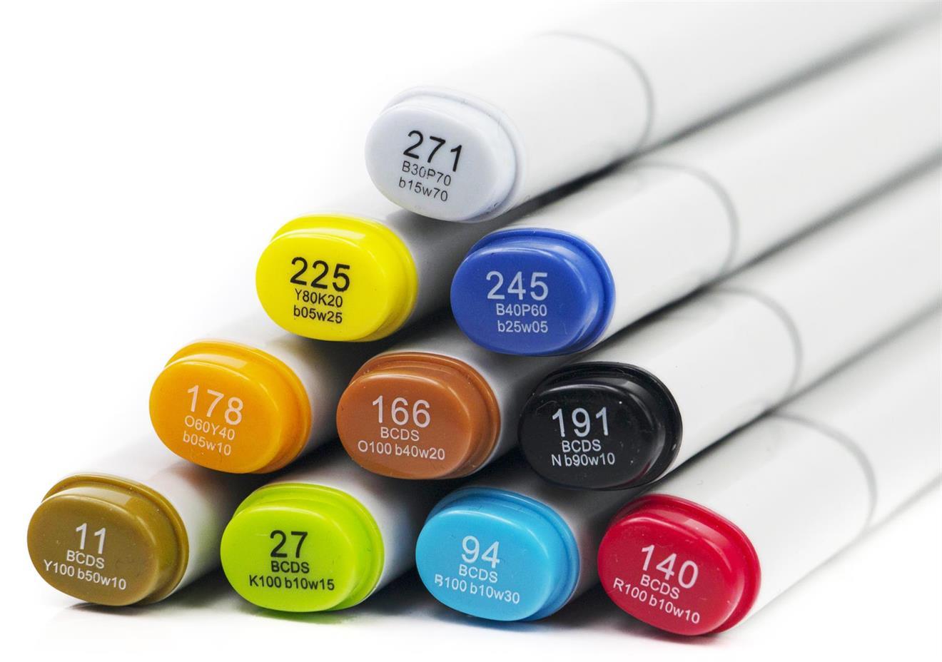 Color Marker - Olive