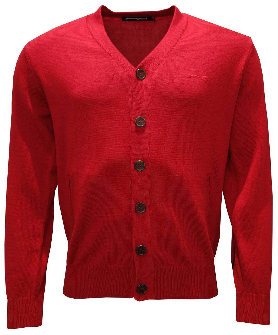 Cardigan 2053 Red S