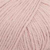 Puna - NATURAL 0009 Pudder-rosa UNICOLOR 50 gr