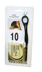 Feather Kniv ink.10 blad