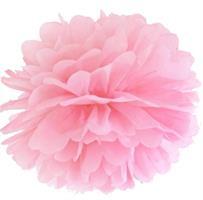 Pom Poms - Lys Rosa 25 cm