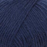 Puna - 0013 Marineblå UNICOLOR 50 gr