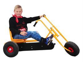 Rabo Moon-Car trike Harley 1-sits