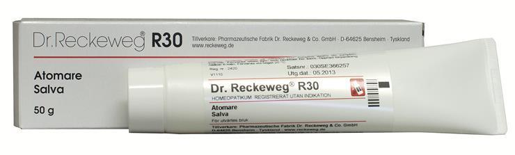Dr.Reckeweg R030 Atomaresalva 50g