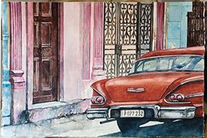 Havanna Bel Air rojo
