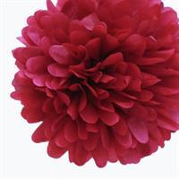 Pom Poms - Magenta 35 cm
