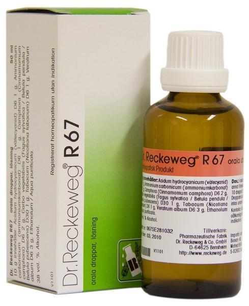 Dr.Reckeweg R067 50ml