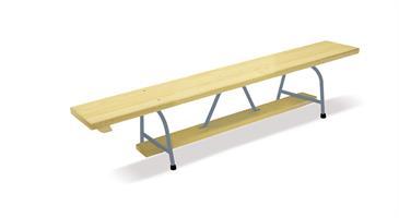 Gymnastikbänk 3 m