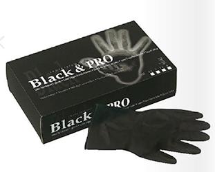Handskar Black & Pro S 10 par