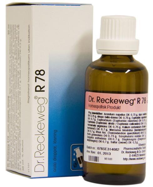 Dr.Reckeweg R078 50ml