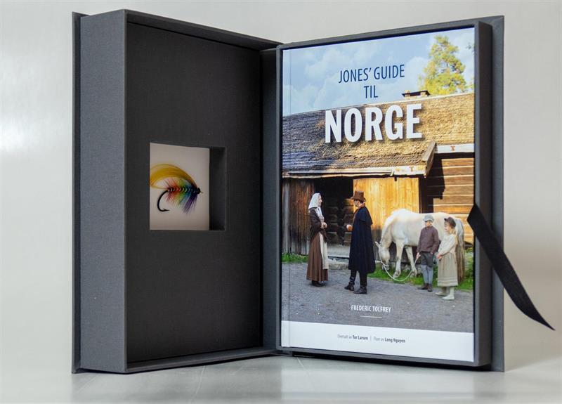 Jones' guide til Norge - spesialutgave