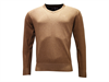 V -neck 1670 L Brown S
