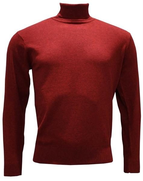 Pull Polo 1677 M D Red M