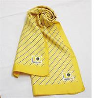 CENT5 - 100†rs jubileums scarfs i siden