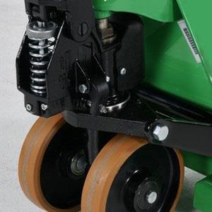 Jekketralle Basic 2 tonn Grønn 1150x525