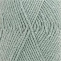 Merino Extra Fine - 0015 Lys grågrønn, 50 gr
