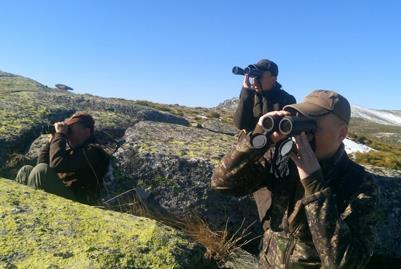 Metsästysmatkat