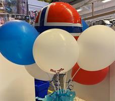 17. mai ballong bukett BESTILLINGSVARER
