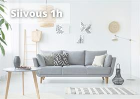 Siivous 1h