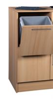 Utnäs - Vippmodul 2L, 45x49x110cm