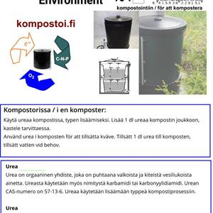 Kompostiheräte - urea 5l