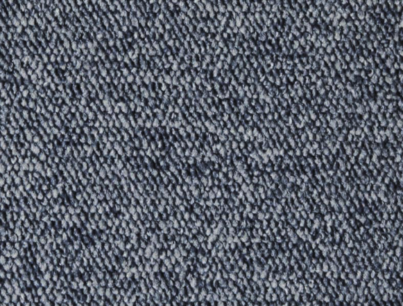 Montessorimatta öglerad 160 x 230 Blå